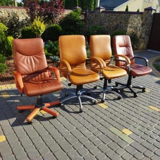 Крісла офісні для персоналу. Ціна крісел посередині 3000, по боках 4500 грн. Н. Львов, Львовская область. фото 3