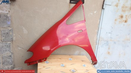 Переднее крыло Volkswagen Sharan, 7M0821105AL