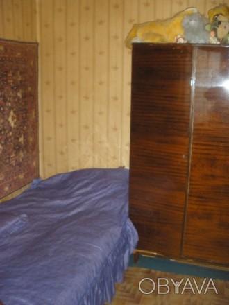 Мебель и техника не вся, но всё необходимое, кроме стиралки. сдам 1 комнатную к. Салтовка, Харьков, Харьковская область. фото 1