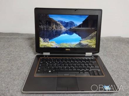 Ноутбук Dell latitude e6420 ATG в отличном состоянии