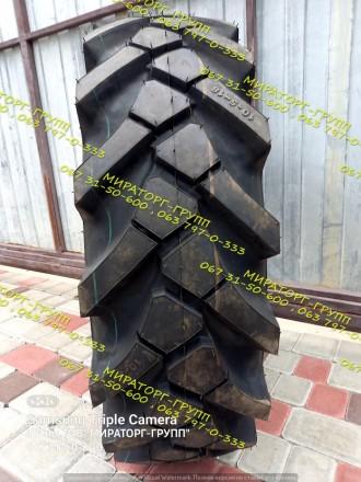 Шины для строительных погрузчиков и строительной техники 10.5-18 (275/80-18) MPT. Днепр, Днепропетровская область. фото 9