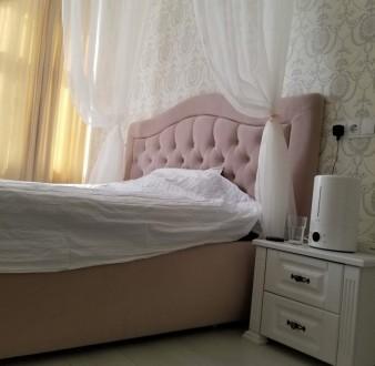 Двухкомнатная квартира в ЖК 29 Жемчужина. Квартира расположена на 18-ом этаже. О. Киевский, Одесса, Одесская область. фото 10