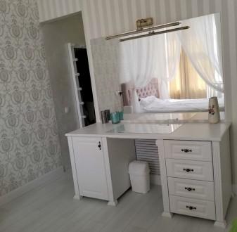 Двухкомнатная квартира в ЖК 29 Жемчужина. Квартира расположена на 18-ом этаже. О. Киевский, Одесса, Одесская область. фото 11