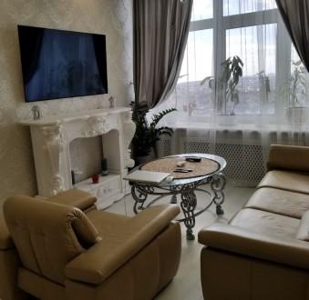 Двухкомнатная квартира в ЖК 29 Жемчужина. Квартира расположена на 18-ом этаже. О. Киевский, Одесса, Одесская область. фото 5