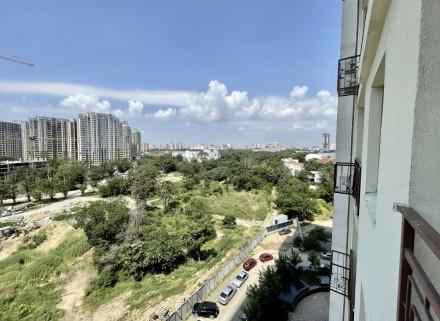 Двухкомнатная квартира в ЖК «8 Жемчужина» на Французском бульваре. Расположена н. Приморский, Одесса, Одесская область. фото 10