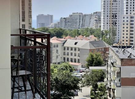 Двухкомнатная квартира в ЖК «8 Жемчужина» на Французском бульваре. Расположена н. Приморский, Одесса, Одесская область. фото 12