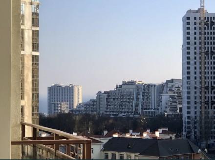 Двухкомнатная квартира в ЖК «8 Жемчужина» на Французском бульваре. Расположена н. Приморский, Одесса, Одесская область. фото 11