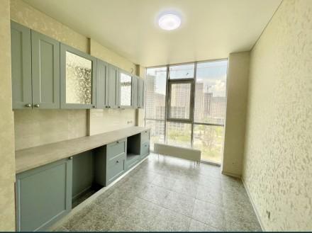 Двухкомнатная квартира в ЖК «8 Жемчужина» на Французском бульваре. Расположена н. Приморский, Одесса, Одесская область. фото 2