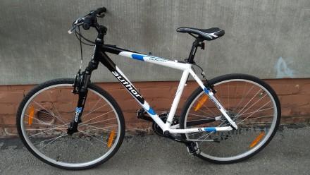 Велосипед Author Horizon Cross 28,в новом состоянии,всего пару прогулок, состоян. Чернигов, Черниговская область. фото 3
