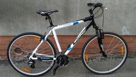 Велосипед Author Horizon Cross 28,в новом состоянии,всего пару прогулок, состоян. Чернигов, Черниговская область. фото 2