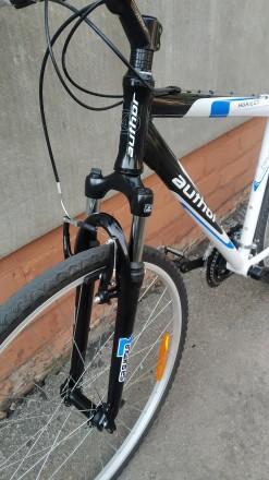Велосипед Author Horizon Cross 28,в новом состоянии,всего пару прогулок, состоян. Чернигов, Черниговская область. фото 5