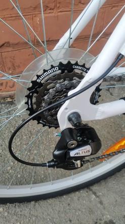 Велосипед Author Horizon Cross 28,в новом состоянии,всего пару прогулок, состоян. Чернигов, Черниговская область. фото 8
