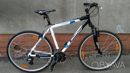 Велосипед Author Horizon Cross 28,в новом состоянии,всего пару прогулок, состоян. Чернигов, Черниговская область. фото 1