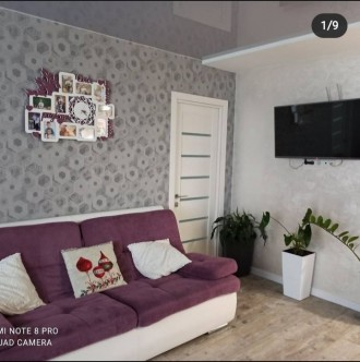 Новобудова   гарна , стильна квартира .Для порядних людей .Вже вільна .. Центр, Тернопіль, Тернопільська область. фото 2