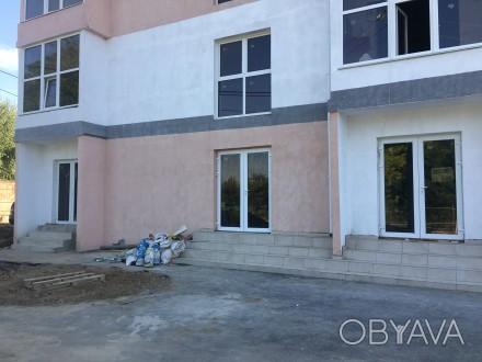 В малоквартирном четырехэтажном доме, на первом этаже сдаётся помещение под арен. Черноморка, Одесса, Одесская область. фото 1