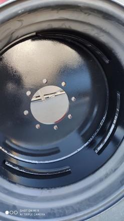 Виробляємо колісні диски з нестандартним вильотом для сільськогосподарської техн. Днепр, Днепропетровская область. фото 3