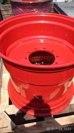 Виробляємо колісні диски з нестандартним вильотом для сільськогосподарської техн. Днепр, Днепропетровская область. фото 5