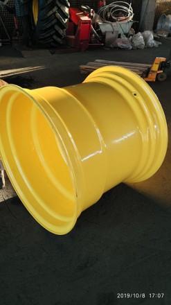 Виробляємо колісні диски з нестандартним вильотом для сільськогосподарської техн. Днепр, Днепропетровская область. фото 4