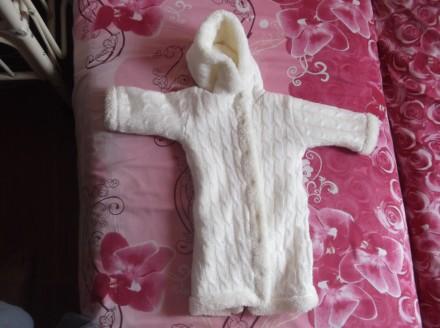 Продам детский теплый махровый нарядный человечек. Кривой Рог. фото 1