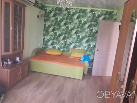 Уютная однокомнатная квартира. 2 этаж 9эт.дома..В квартире все удобства: мебель,. Одесса, Одесская область. фото 1