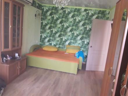 Квартира со всеми удобствами:горячая вода,  интернет, телевизор, холодильник, ут. Киевский, Одесса, Одесская область. фото 4
