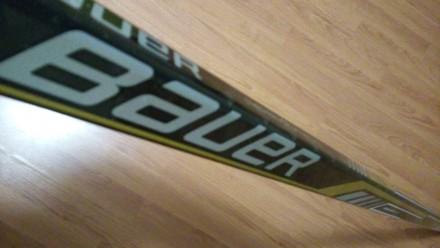 Нова хокейна ключка Bauer Supreme 170 GripTac Sr.. Вышгород. фото 1