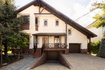 В продаже большой дом с бассейном и верандой для гостей на красивом зеленом учас. Киевский, Одесса, Одесская область. фото 12