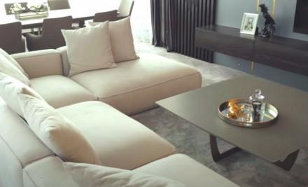 Просторная 2-комнатная квартира выполнена в современном стиле и расположена на 1. Приморский, Одесса, Одесская область. фото 2