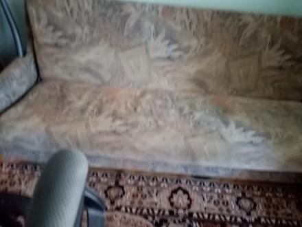 Продам срочно мягкий раскладной диван в хорошем состоянии.. Киев, Киевская область. фото 4