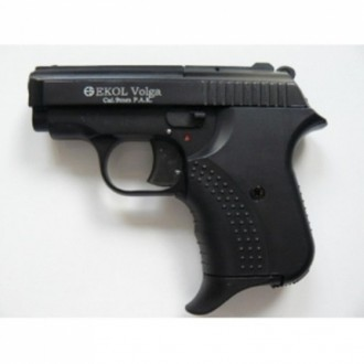 Стартовый пистолет ekol volga (чёрный). Хмельницкий. фото 1