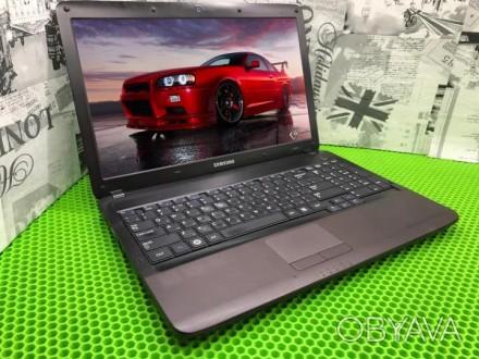Мощный, игровой ноутбук Samsung R540 (Core I7 8Гиг )