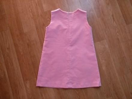 Новый нарядный вельветовый сарафан. Днепр. фото 1