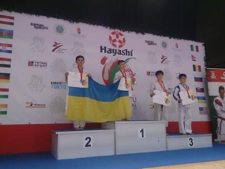 Представительство Международной федерации каратэ Сито-рю Хаяси-Ха, представитель. Киев, Киевская область. фото 4