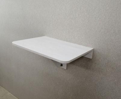 Откидной столик (60х40 см) является превосходным вариантом для балкона. Он позво. Чернигов, Черниговская область. фото 4
