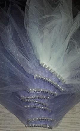 Забавная фата для весёлого проведения свадебного девичника (цвета в ассортименте. Чернигов, Черниговская область. фото 10