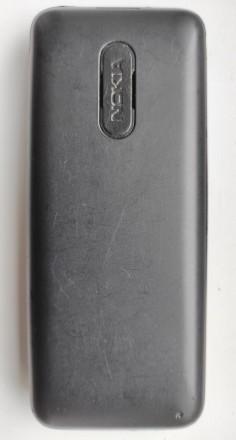 Nokia 105 б/ушный кнопочный телефон черного цвета в хорошем рабочем состоянии. З. Херсон, Херсонская область. фото 3