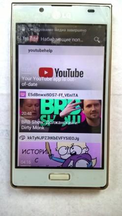 LG P700 б/ушный сенсорный телефон белого цвета в отличном косметическом и рабоче. Херсон, Херсонская область. фото 10