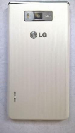 LG P700 б/ушный сенсорный телефон белого цвета в отличном косметическом и рабоче. Херсон, Херсонская область. фото 3