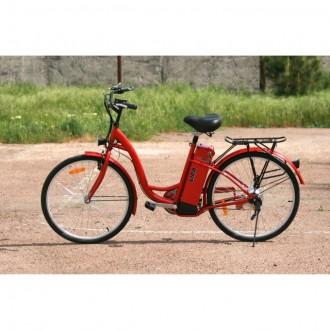 Наш сайт: https://fils.com.ua Электровелосипед LIRA отлично подойдет для людей . Одесса, Одесская область. фото 5