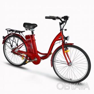 Наш сайт: https://fils.com.ua Электровелосипед LIRA отлично подойдет для людей . Одесса, Одесская область. фото 1
