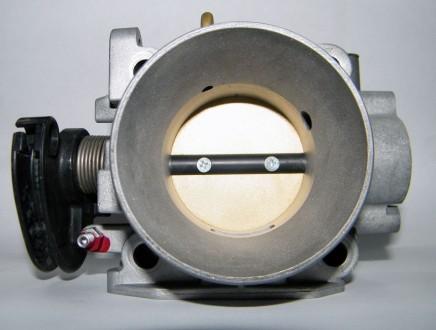 Дроссель Lancer Ланцер 9 двиг. 1.6 4G18 (дросель дроссельная заслонка). Бровары. фото 1