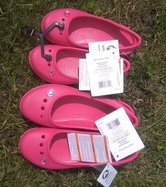 новая обувь Crocs. Луцк. фото 1