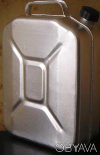 Канистра 5-10-20л стальные и алюминиевые,бидон,термос. Киев. фото 1