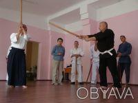 """Общество японской культуры """"Фудошинкан проводит занятия по изучению традиционных. Днепр, Днепропетровская область. фото 12"""