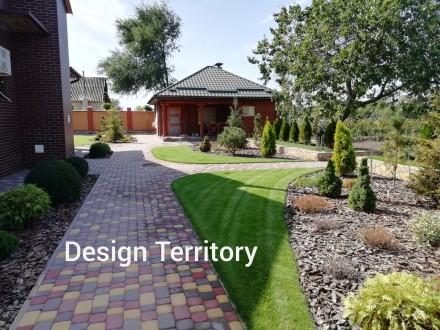 Спроектируем структуру Вашего сада, дачи, усадьбы, придомовой территории, сплани. Кривий Ріг, Днепропетровская область. фото 3
