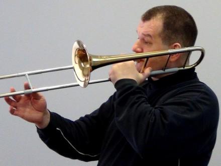 Предлагаю для взрослых и детей обучение игре на тромбоне, трубе и блок-флейте. . Киев, Киевская область. фото 3