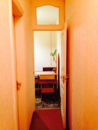 Двухкомнатная  квартира общей площадью 42 кв.м. на первом этаже четырех-этажного. Чернигов, Черниговская область. фото 5
