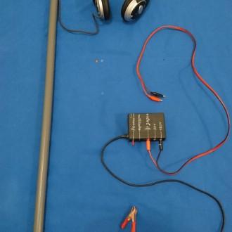 Трассоискатель для поиска трубы или кабеля под землей или в стене звонки принима. Кривой Рог, Днепропетровская область. фото 9