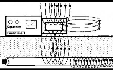 Трассоискатель для поиска трубы или кабеля под землей или в стене звонки принима. Кривой Рог, Днепропетровская область. фото 8