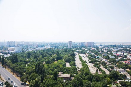 Новый дом на Таирова, охраняемая территория! Уютная и светлая квартира на 22-м э. Таирова, Одесса, Одесская область. фото 8